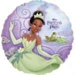 PRINCESS AND THE FROG BALLOON